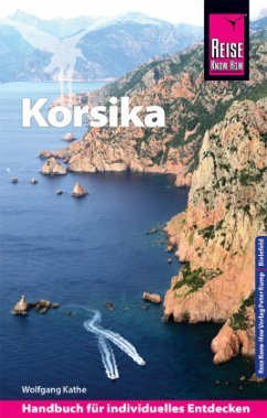 Reise Know-How Reiseführer Korsika (mit 7 ausführlich beschriebenen Wanderungen) - Kathe, Wolfgang