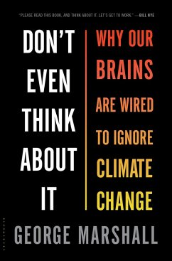 Don't Even Think About It (eBook, ePUB) - Marshall, George