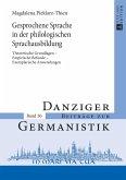 Gesprochene Sprache in der philologischen Sprachausbildung (eBook, PDF)