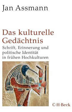 Das kulturelle Gedächtnis - Assmann, Jan