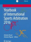 Yearbook of International Sports Arbitration 2016 (eBook, PDF)