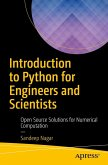 Introduction to Python for Engineers and Scientists (eBook, PDF)