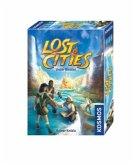 Lost Cities - Unter Rivalen (Spiel)