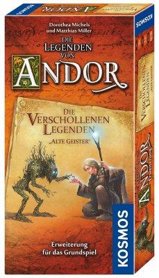 KOSMOS 690908 - Legenden von Andor, Brettspiel,...