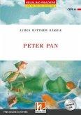 Peter Pan, mit Audio-CD