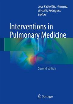 Interventions in Pulmonary Medicine (eBook, PDF)