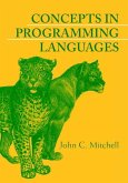 Concepts in Programming Languages (eBook, ePUB)