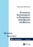 Ecological Sustainability in Traditional Sami Beliefs and Rituals (eBook, ePUB)