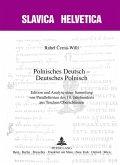 Polnisches Deutsch - Deutsches Polnisch (eBook, PDF)