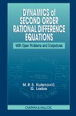 Dynamics of Second Order Rational Difference Equations (eBook, PDF)