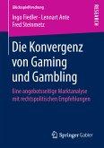 Die Konvergenz von Gaming und Gambling (eBook, PDF)