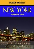 New York Weekend Tour (eBook, ePUB)
