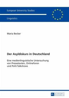 Der Asyldiskurs in Deutschland