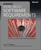 More About Software Requirements (eBook, ePUB)