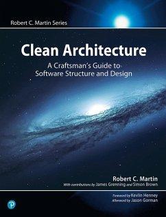Clean Architecture (eBook, PDF) - Martin, Robert C.