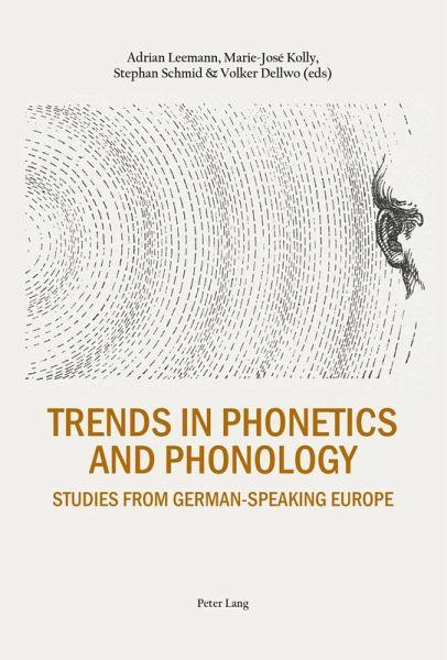 Trends in Phonetics and Phonology (eBook, PDF) - Portofrei bei bücher de