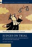 Judges on Trial (eBook, ePUB)
