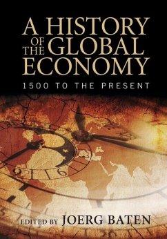History of the Global Economy (eBook, ePUB)