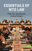 Essentials of WTO Law (eBook, PDF)