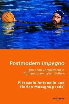 Postmodern Impegno - Impegno postmoderno (eBook, PDF)