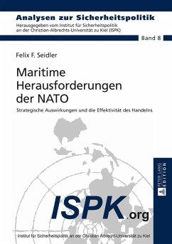 Maritime Herausforderungen der NATO (eBook, ePUB) - Seidler, Felix F.