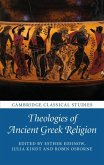 Theologies of Ancient Greek Religion (eBook, ePUB)
