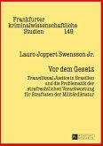 Vor dem Gesetz (eBook, PDF)