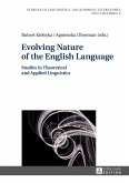 Evolving Nature of the English Language (eBook, ePUB)