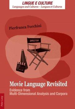 Movie Language Revisited (eBook, PDF) - Forchini, Pierfranca