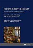 Kommunikative Routinen (eBook, PDF)