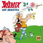 Asterix und Maestria / Asterix Bd.29 (1 Audio-CD)