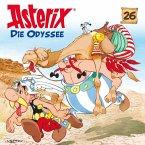 Die Odyssee / Asterix Bd.26 (1 Audio-CD)