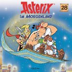 Asterix im Morgenland / Asterix Bd.28 (1 Audio-CD)