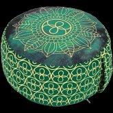 Meditationskissen CHAKRA-STYLE, grün
