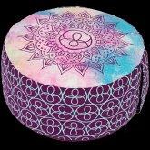 Meditationskissen CHAKRA-STYLE, lila