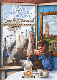 Feuerland - Arler Erde: Tee & Handel, 1. Erweiterung