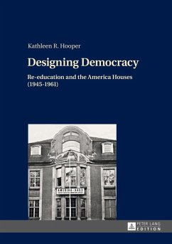 Designing Democracy (eBook, ePUB) - Hooper, Kathleen