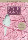 Folk Songs, für gemischten Chor, Chorleiterband, m. Audio-CD