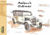 Malbuch Oldtimer