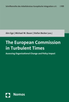 The European Commission in Turbulent Times