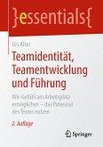 Teamidentität, Teamentwicklung und Führung (eBook, PDF)