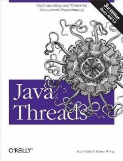 Java Threads (eBook, PDF) - Oaks, Scott