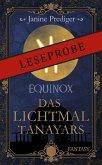 Equinox - Das Lichtmal Tanayars (Leseprobe) (eBook, ePUB)