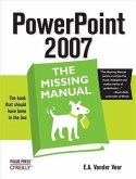 PowerPoint 2007: The Missing Manual (eBook, PDF)