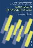 Participation et responsabilites sociales (eBook, PDF)