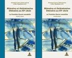Memoires et Antimemoires litteraires au XXe siecle (eBook, PDF)