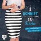 1 Schnitt, 10 Röcke (Restauflage)