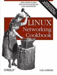 Linux Networking Cookbook (eBook, PDF)