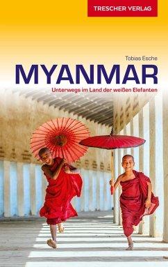 Reiseführer Myanmar (eBook, PDF) - Esche, Tobias