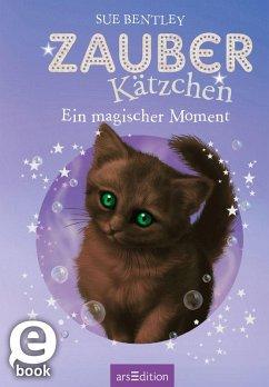 Ein magischer Moment / Zauberkätzchen Bd.13 (eBook, ePUB) - Bentley, Sue
